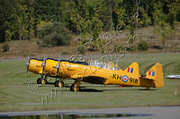 Canadian Harvard Aerobatic team (2)