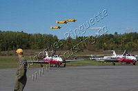 Canadian Havard Aerobatic team (8)